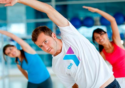 adult group exercise programs